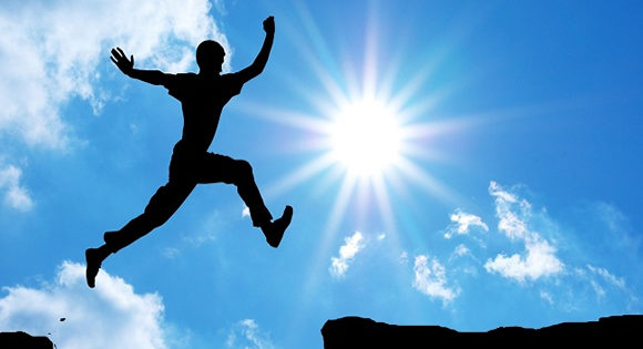 How to use positive thinking to make the impossible, possible