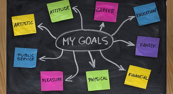 How to easily set goals and easily reach it